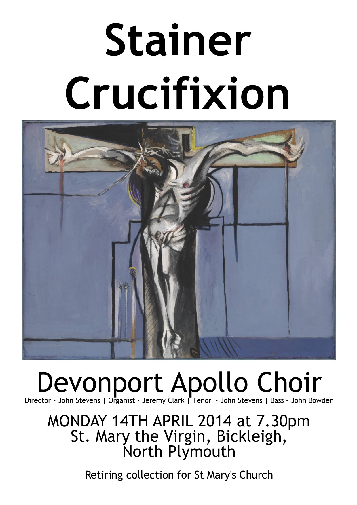 Stainer Crucifixion