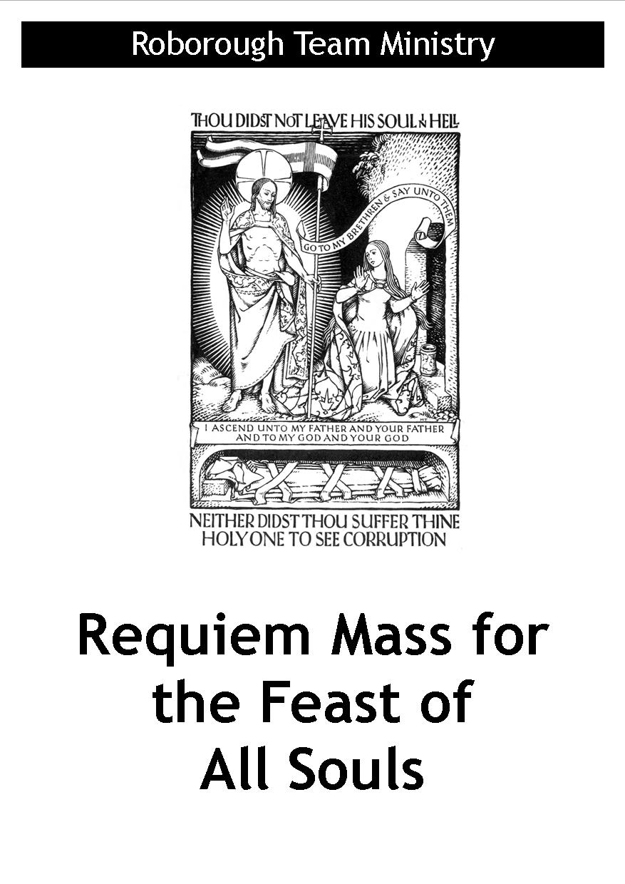 All Souls Requiem Mass 2012